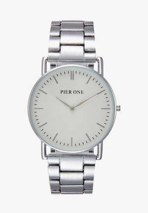 Watch - white/silver-coloured