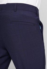 Bertoni - DREJER JEPSEN SUIT - Oblek - blue - 9