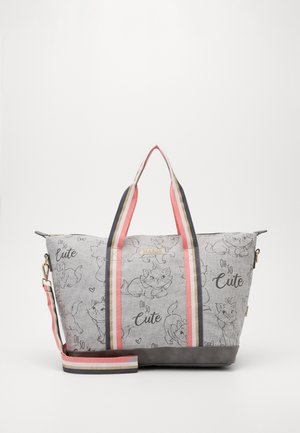 MARIE - Weekend bag - grey