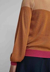 Nümph - Cardigan - buckthorn brown - 3