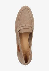 Sansibar Shoes - SANSIBAR SHOES SLIPPER - Półbuty wsuwane - beige - 1