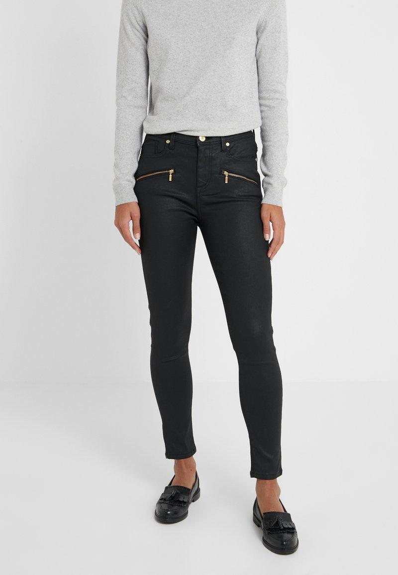Barbour International - GARROW - Trousers - black