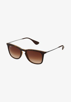 Sonnenbrille - dark brown