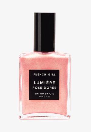 SHIMMER OIL - Körperöl - lumière rose dorée