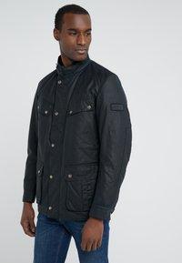 Barbour International - DUKE - Light jacket - navy - 0