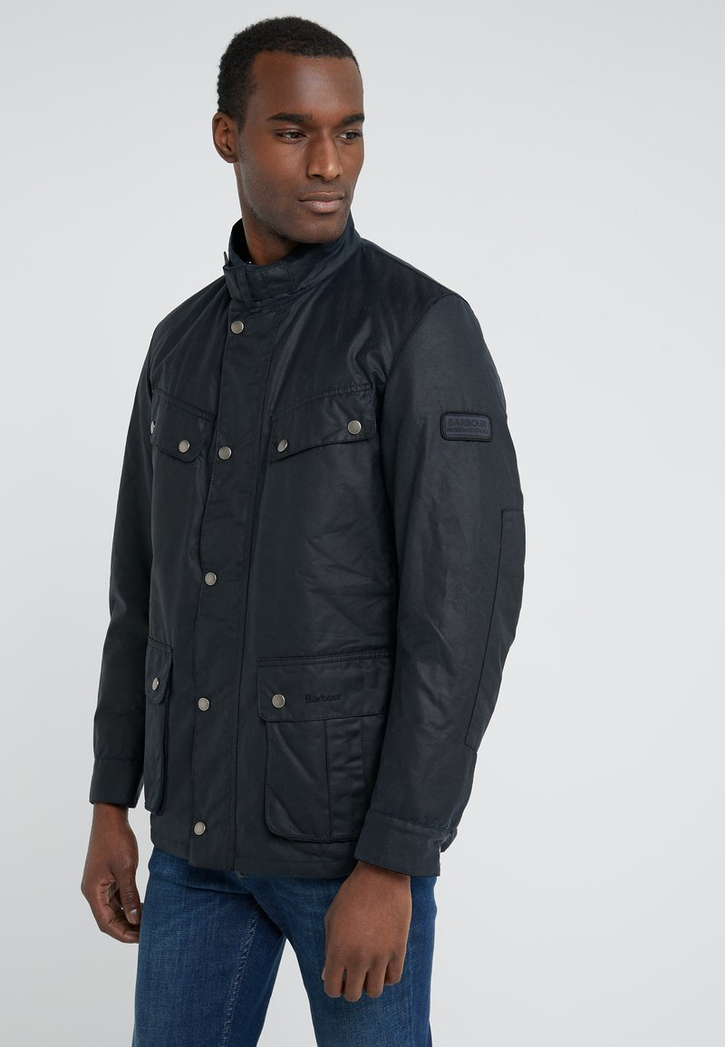 Barbour International - DUKE - Light jacket - navy