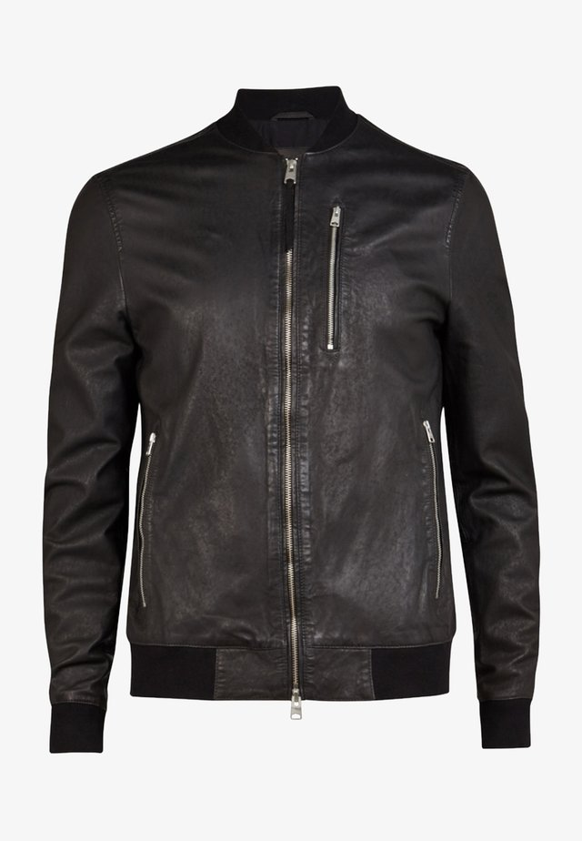 KINO  - Leather jacket - black