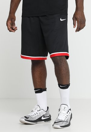 CLASSIC - Sports shorts - black/anthracite/white