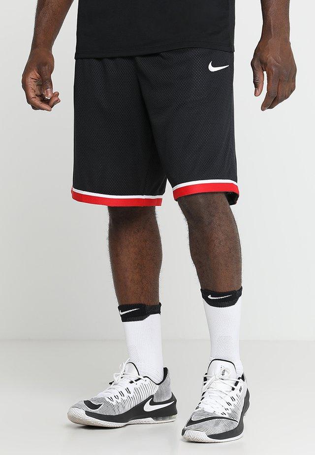 CLASSIC - Pantaloncini sportivi - black/anthracite/white