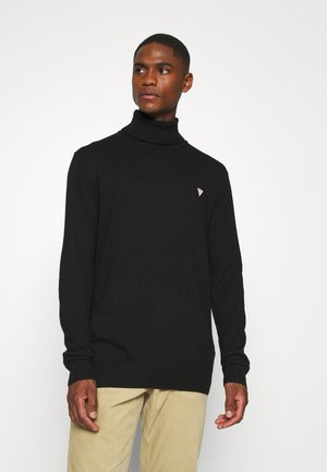 TURTLE NECK  - Trui - jet black