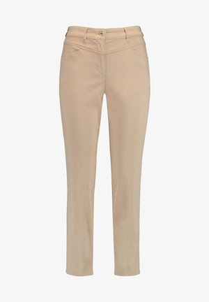 7/8 HOSE - Trousers - toffee