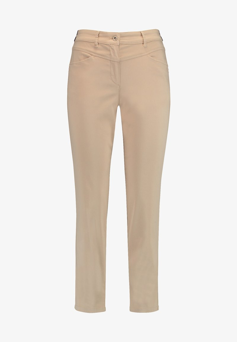Gerry Weber - 7/8 HOSE - Trousers - toffee