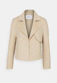 Stylein - TONI - Lehká bunda - beige - 4