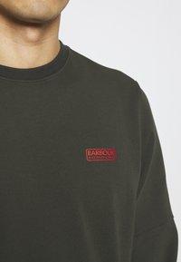 Barbour International - TEE - Top sdlouhým rukávem - jungle green - 5