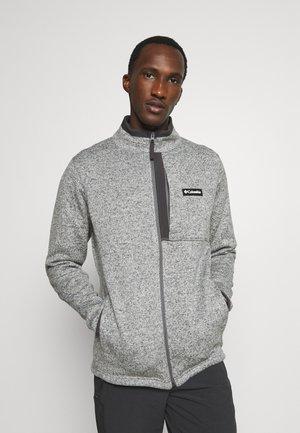 SWEATER WEATHER™ FULL ZIP - Fleece jacket - city grey heather