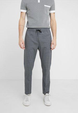 CALVIN - Pantalones - grey melange