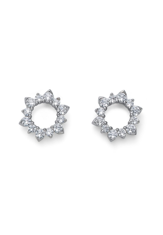 SUNLY  - Earrings - weiss