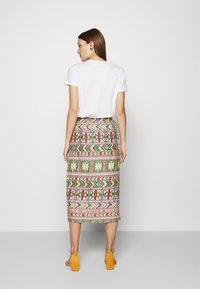 Farm Rio - AMULET WRAP SKIRT - Wrap skirt - multi - 2
