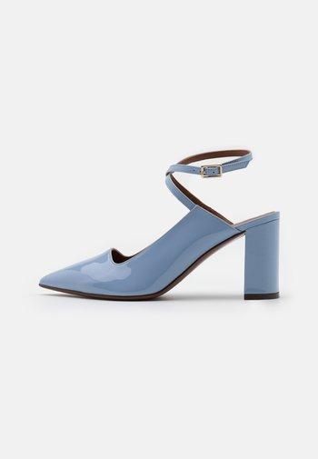 SLINGBACK - Classic heels - sky