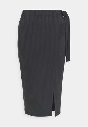 Falda de tubo - dark grey