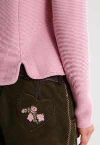 Country Line - Strickjacke - rosa - 4