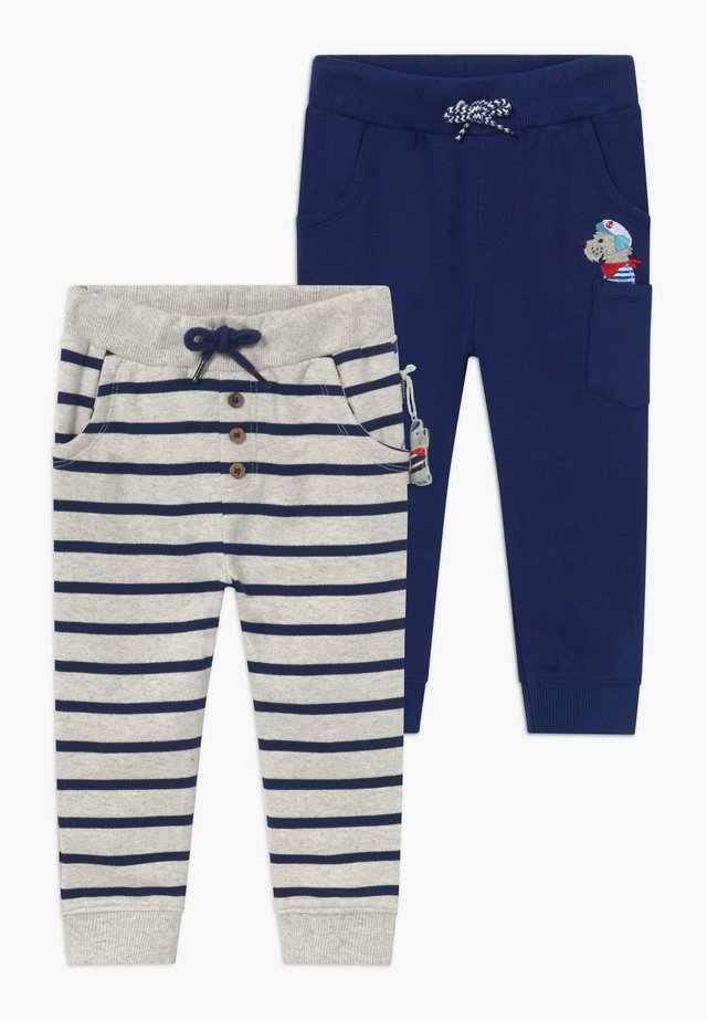 2 PACK - Kalhoty - dark blue