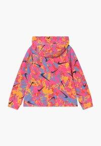 Nike Sportswear - PLAYGROUND RULES HOODIE - Hoodie - pinksicle - 1