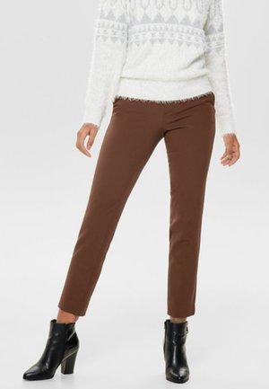 ONLGLOWING - Broek - golden brown