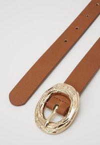 Anna Field - Belt - cognac - 3