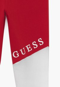 Guess - JUNIOR EXCLUSIVE - Legíny - red - 3
