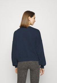 Hollister Co. - ICON CREW - Sweatshirt - navy - 2