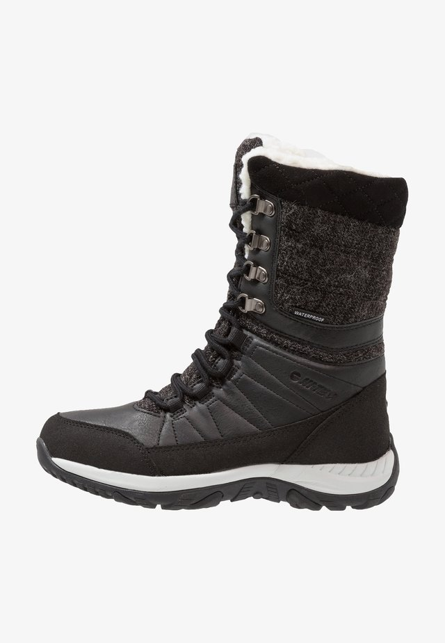 RIVA WP - Winter boots - black