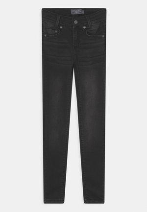 RÖHRE ULTRASTRETCH - Jeans Skinny Fit - black