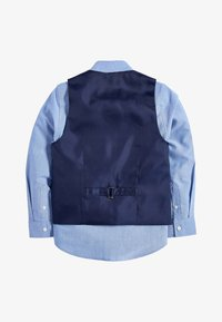 Next - NAVY AEROPLANE WAISTCOAT SET (12MTHS-16YRS) - Suit waistcoat - blue - 1