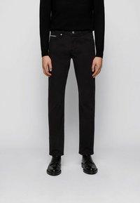 BOSS - DELAWARE - Slim fit jeans - black - 0