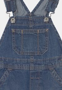GAP - SHORTALL UNISEX - Salopette - blue denim - 2