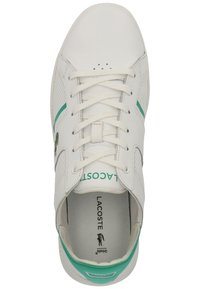 Lacoste - Trainers - wht/grn 082 - 1