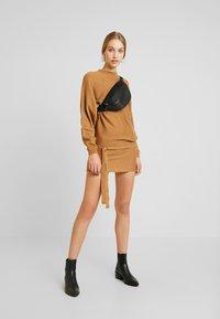 TWINTIP - Jumper dress - light brown - 1