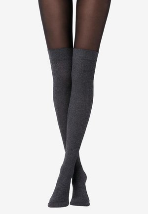 Tights - grey