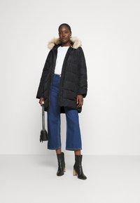 GAP - PUFFER - Winter coat - true black - 1