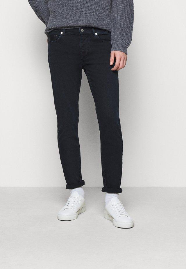 Jeans a sigaretta - blue black