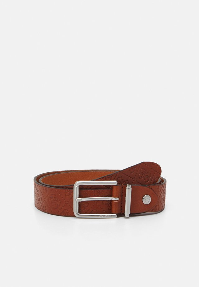 ADJUSTABLE BELT - Pásek - cognac