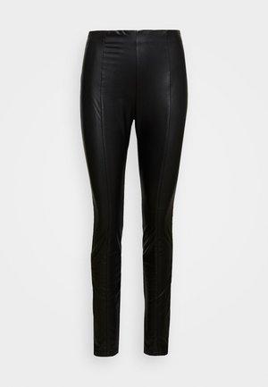 FINLEY TROUSERS - Pantalones - black