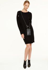 comma - Jumper dress - black - 1