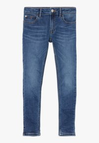 Calvin Klein Jeans - PASS STRETCH - Jeans Skinny Fit - blue - 0
