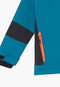 CMP - KID FIX HOOD UNISEX - Soft shell jacket - ottanio - 3