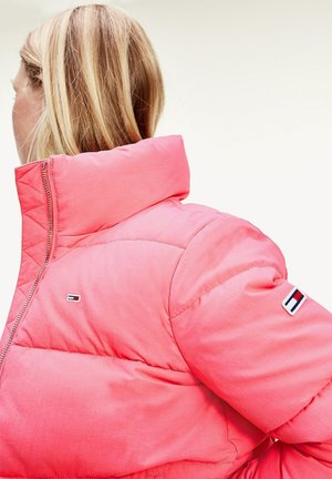 Winter jacket - tik glamour pink