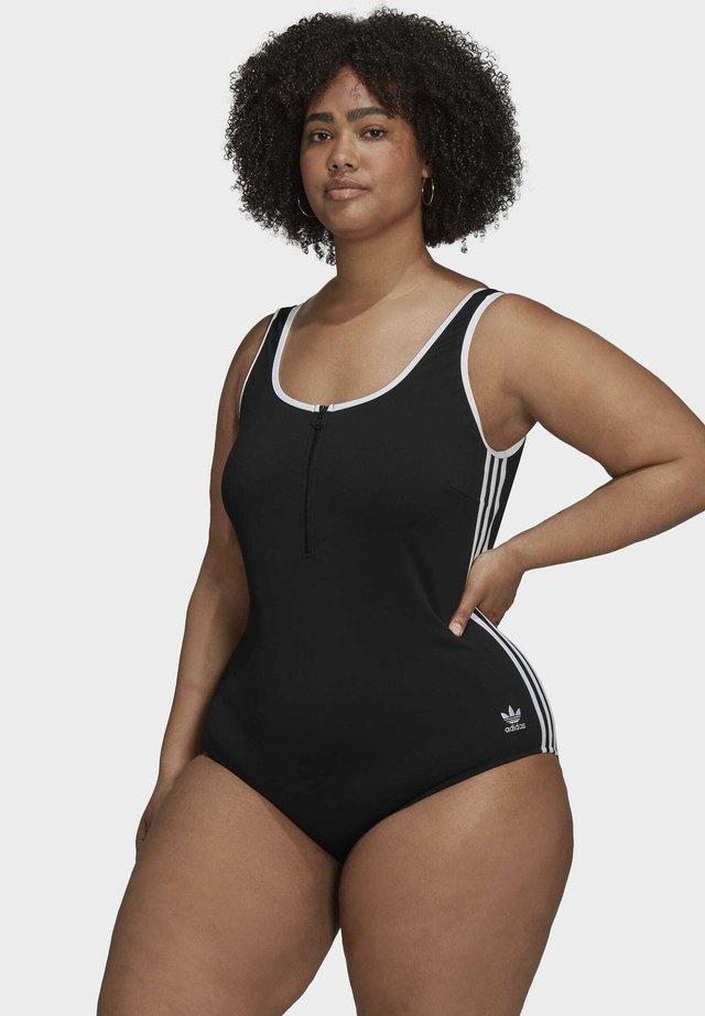 Kostium kąpielowy - black