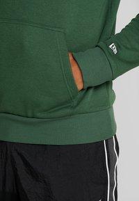 New Era - MLB NEW YORK YANKEES SEASONAL TEAM LOGO HOODY - Club wear - green - 4