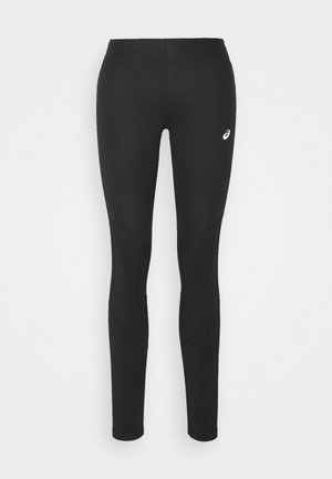 WINDBLOCK TIGHT - Leggings - performance black